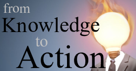 From Knowledge to Action